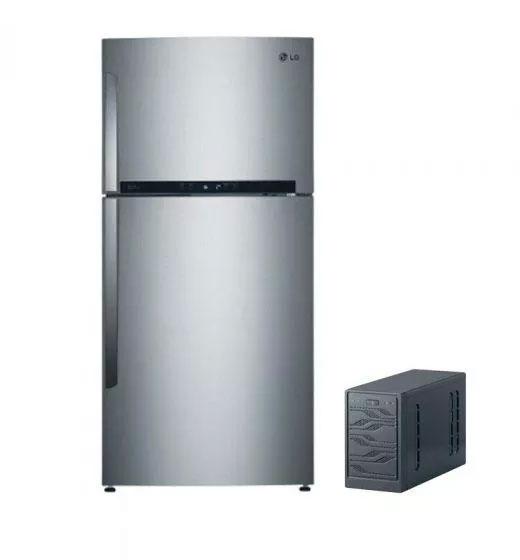 یو پی اس یخچال